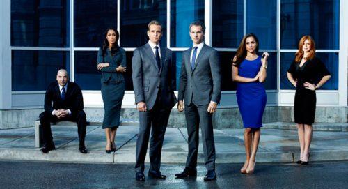 Los protagonistas de Suits hablan de la sexta temporada