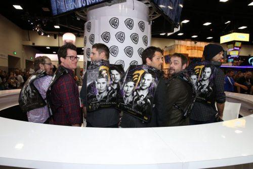Noticias de Supernatural en la Comic-Con
