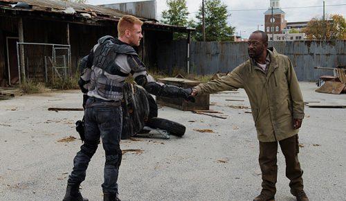 Primera imagen de Morgan en The Walking Dead