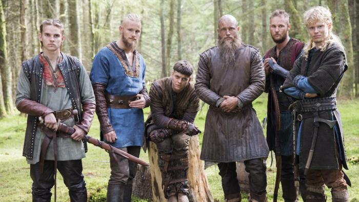 Vikings lanza un nuevo tráiler en la Comic-Con