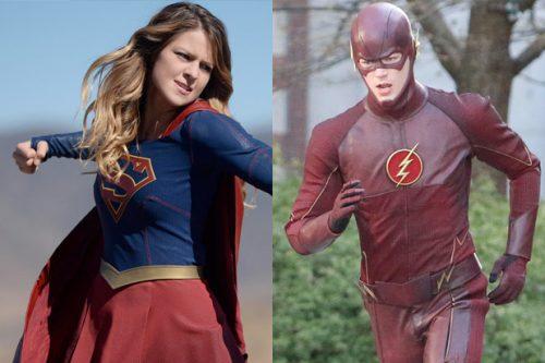 Nuevos detalles del crossover de The Flash y Supergirl