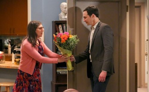 Spoilers de Sheldon y Amy en The  Big  Bang Theory