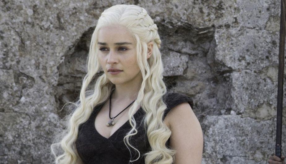Daenerys se encontrará con dos personajes inesperados en Game of Thrones
