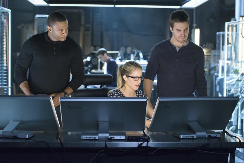 El productor de Arrow habla de cómo Flashpoint afectará a la serie