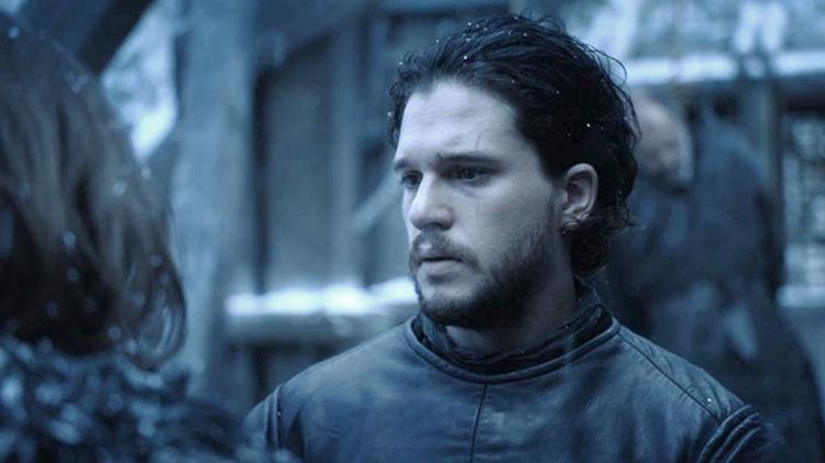 Imágenes del rodaje de Game of Thrones de Kit Harington