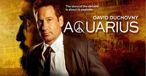 La NBC cancela Aquarius de David Duchovny