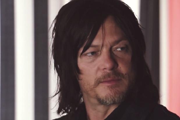 Norman Reedus habla de cómo le gustaría que muriera Daryl en The Walking Dead