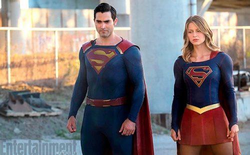 Nuevo avance de Supergirl