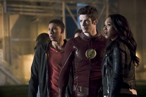 Nuevo avance de The Flash