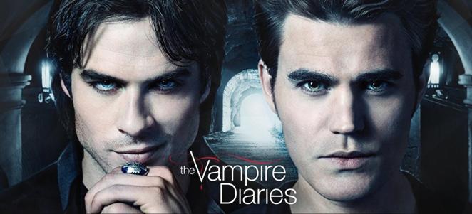Nuevo tráiler de The Vampire Diaries con una conexión entre Damon y Cincuenta sombras de Grey