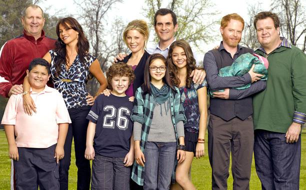 Primeras imágenes de Nathan Fillion en Modern Family