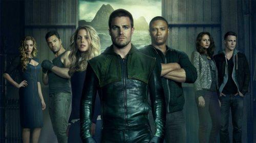 Regreso para la quinta temporada de Arrow