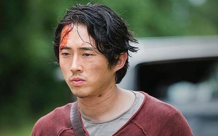 Steve Yeun habla del capítulo 7x01 de The Walking Dead
