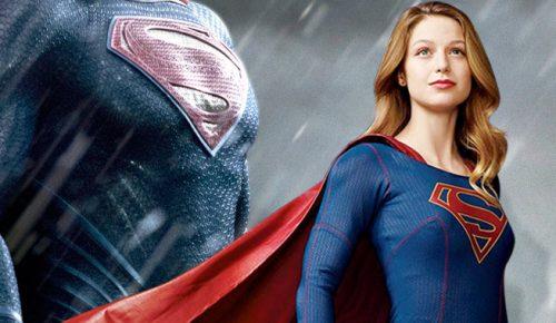 """""""Supergirl"""": ¡La serie rinde homenaje a los cómics con unas impresionantes portadas!"""