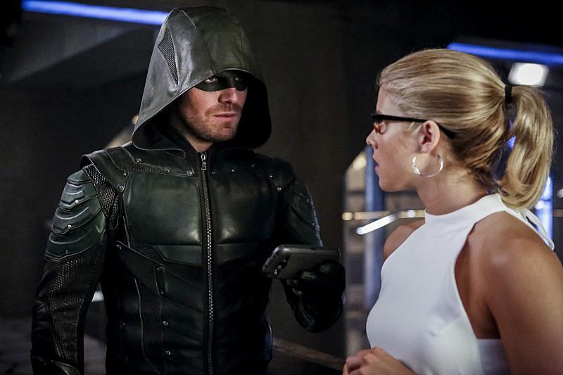 Un villano vuelve para Arrow en su capítulo 100