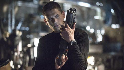 Wenworth Miller vuelve a The Flash en su tercera temporada