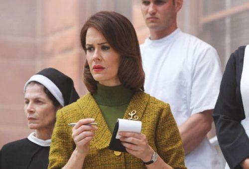"""""""AHS"""" (Roanoke): ¡ Lana Winters es uno de los personajes más importantes de la temporada!"""