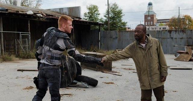 Dos personajes que sobrevivirán a Negan