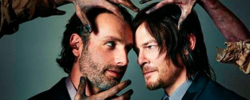 El productor de The Walking Dead habla de Rick y Daryl