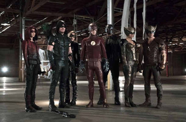 Fotos y tráiler del crossover de DC en The CW