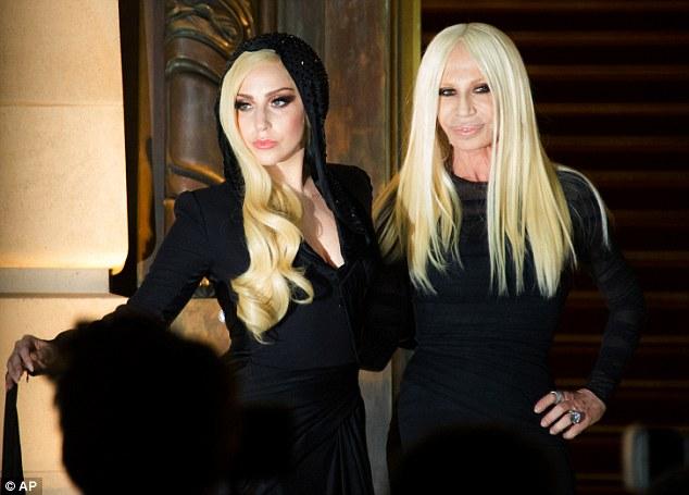 Lady Gaga será Donatella Versace en American Crime Story