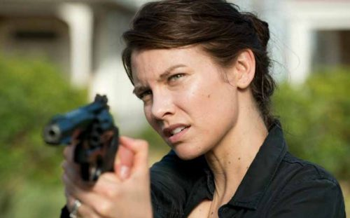 Lauren Cohan habla del futuro de Maggie en The Walking Dead