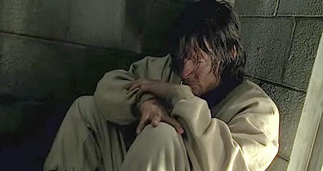 """Norman Reedus habla de lo ocurrido en """"The Cell"""" con Daryl"""