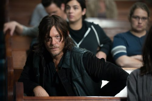 Norman Reedus habla de su personaje en The Walking Dead