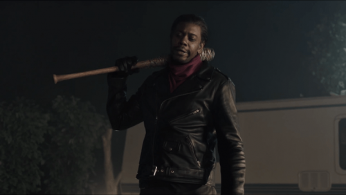 Parodia de Negan en Saturday Night  Live