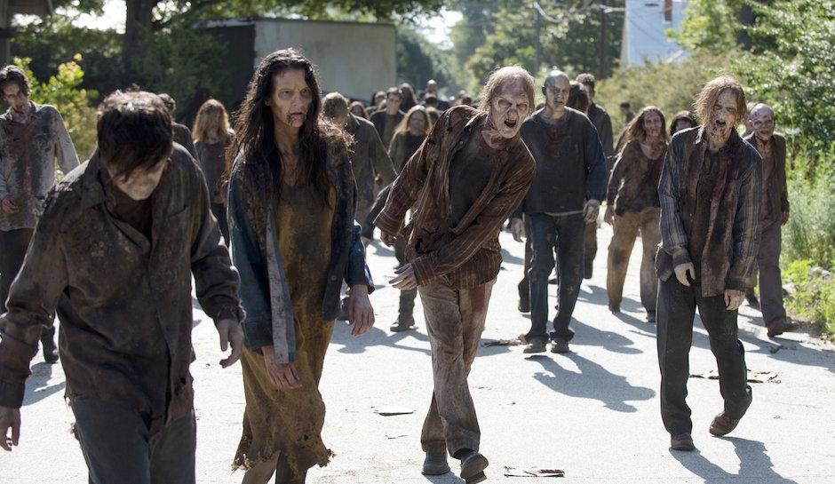 ¿Podría haber una película de The Walking Dead?