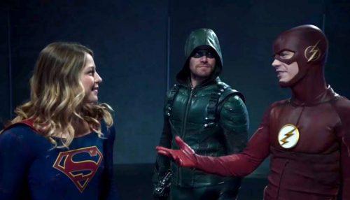 Primera promo del crossover de las series dc en The CW