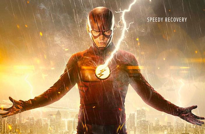 Spoilers sobre la línea temporal en The Flash