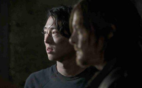 Steve Yeun habla de lo ocurrido con Daryl en The Walking Dead