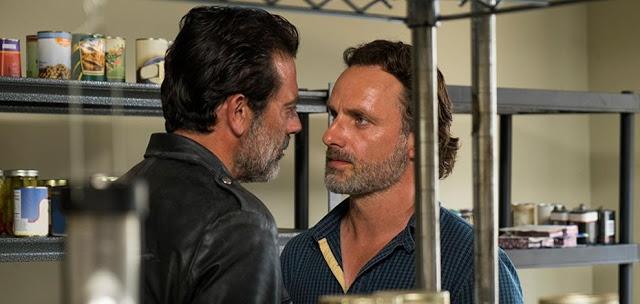 Teoría fan que habla de un mensaje de morse en The Walking Dead