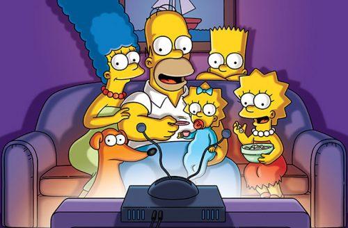 The Simpsons renuevan para una 29 y 30 temporada