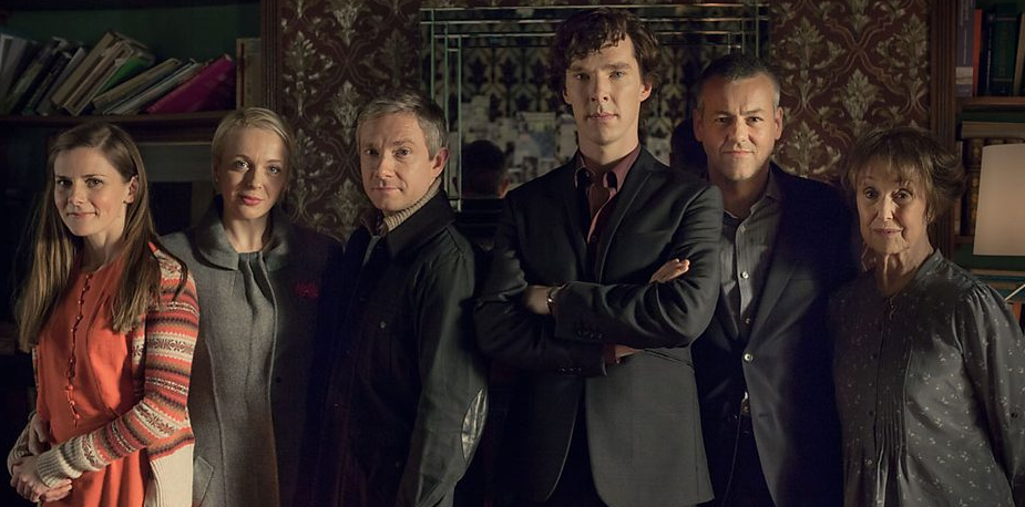 Nuevo tráiler de Sherlock