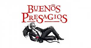 Amazon aprueba la serie de Buenos Presagios, del libro de Neil Gaiman y Terry Pratchett