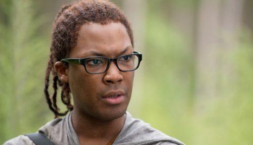 Corey Hawkins habla del futuro de Heath en The Walking Dead