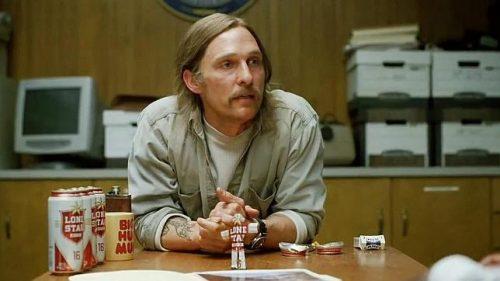 Matthew McConaughey quiere hacer la tercera temporada de True Detective
