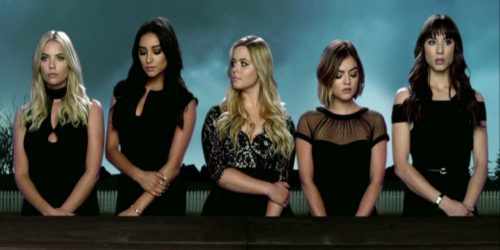 Nuevo avance de Pretty Little Liars