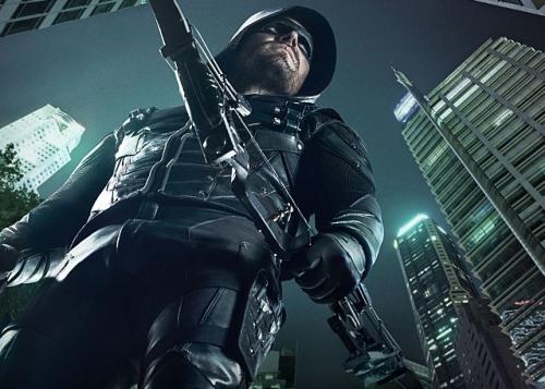 Nuevo crossover de Arrow en su sexta temporada