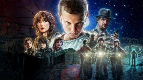 """""""Strange Things"""": ¡Netflix lanza la promo de la segunda temporada de la serie!"""