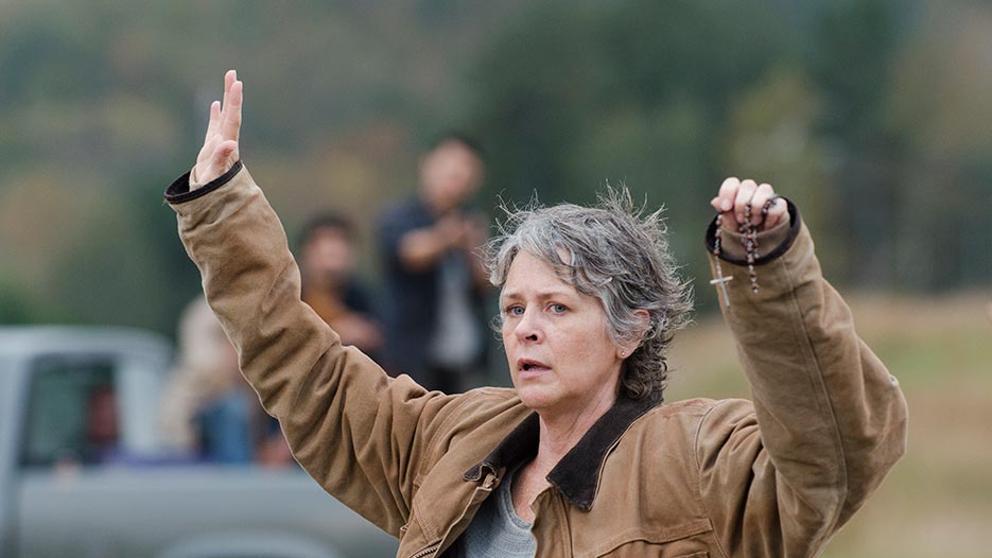 The Walking Dead promete una guerra y una traición en su vuelta