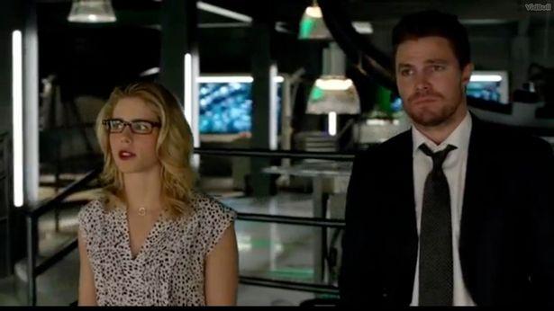 Tráiler de la vuelta de Arrow