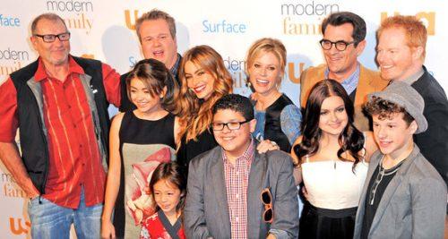 El reparto de Modern Family renueva para una novena temporada