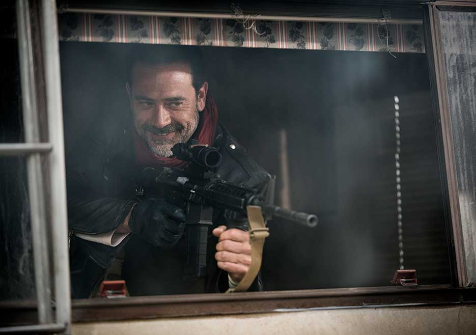 El showrunner de The Walking Dead habla de los dos capítulos que quedan por emitirse