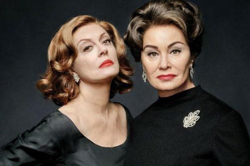 """La cadena FX muestra fotos promocionales de la serie """"Feud: Bette and Joan"""""""