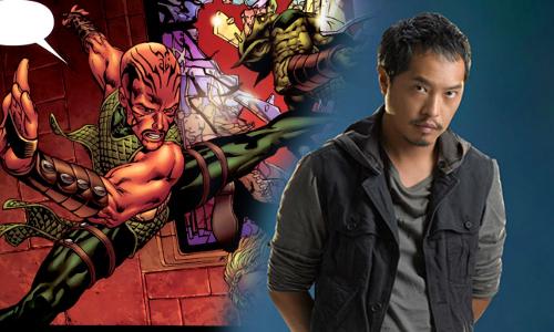 """""""The Inhumans"""": ¡Se desvela el actor que dará vida a Karnak!"""