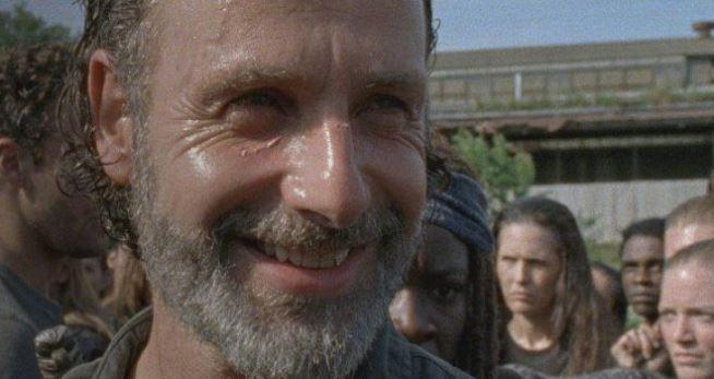 Los fans encuentran un error en el capítulo 7x10 de The Walking Dead