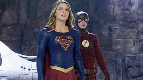 Sinopsis del crossover de Supergirl y The Flash